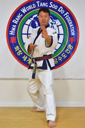 Grootmeester HoSik Pak, Hwa Rang World Tang Soo Do Federation